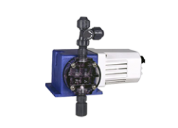 CHEM-TECH  Mechanical Diaphragm Metering Pump