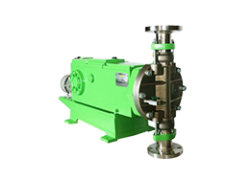 PULSA Series Hydraulic Diaphragm Metering Pump